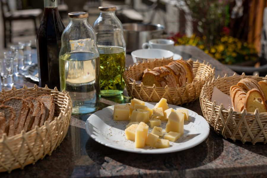 Slovenia's Farm to Table Food Scene