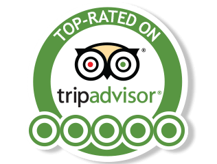 TripAdvisor Top rated